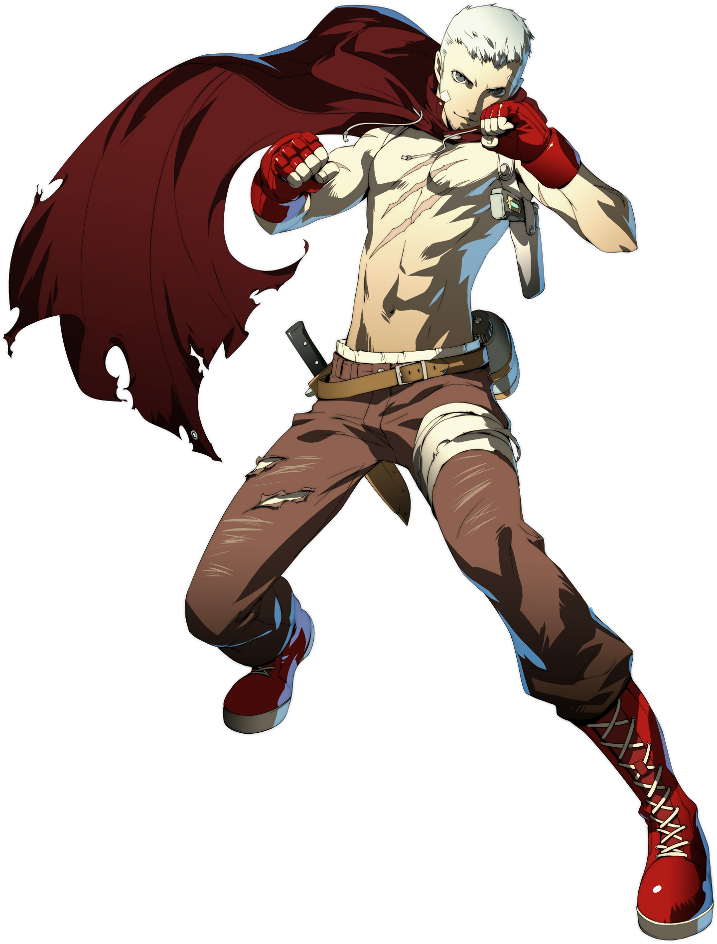 Persona male characters