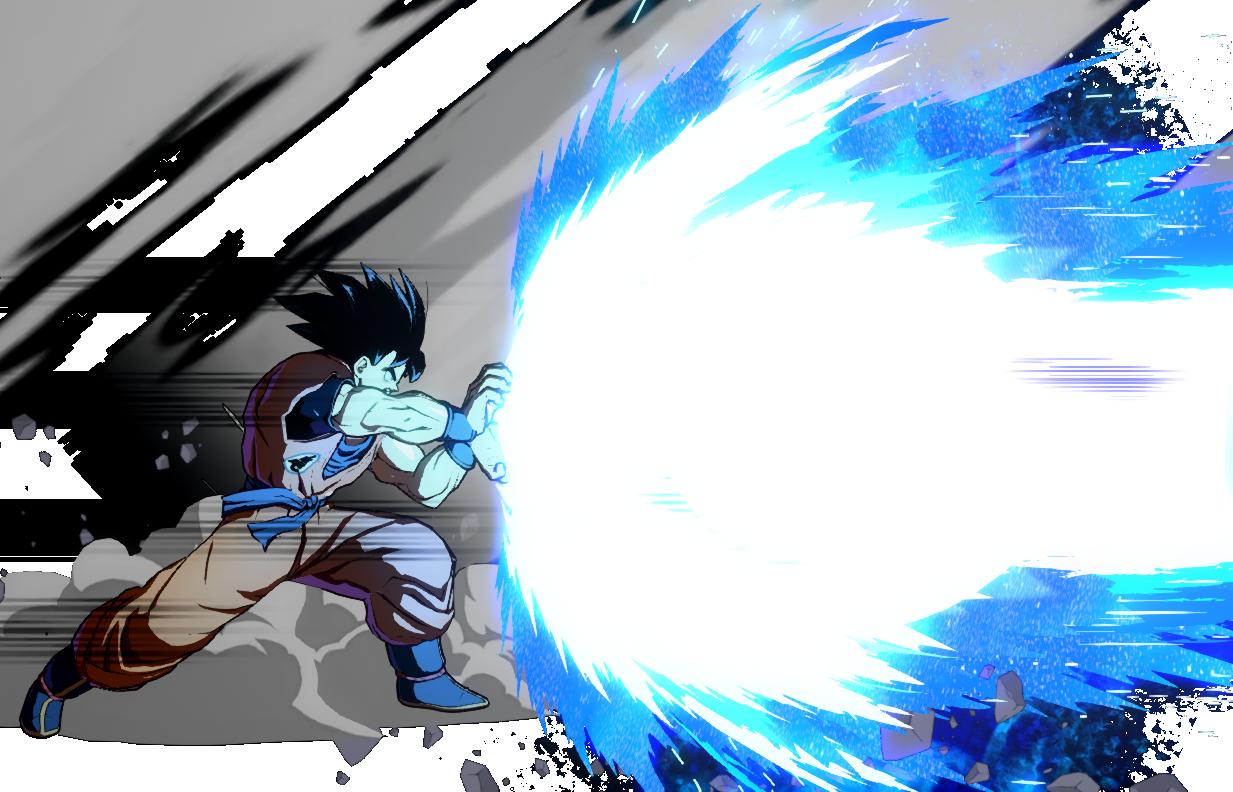 File:DBFZ Goku Kamehameha.png - Dustloop Wiki
