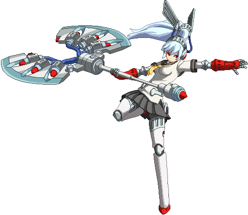 File P4Arena Labrys AirThrow pngPersona Labrys Sprite