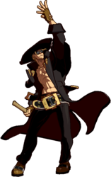 GGXRD Johnny GroundThrow.png