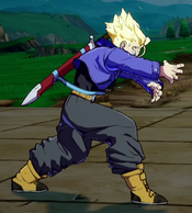 DBFZ Trunks HeatDomeAttack.png