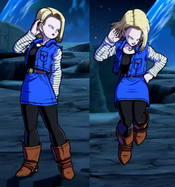 DBFZ Android18 SupportAttack1.png