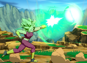 DBFZ Kefla SuperCannonball2.png