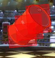 BBTAG Teddie Oil Drum Air Hitbox.png