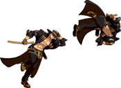 GGXRD Johnny ZweihanderTransport.png