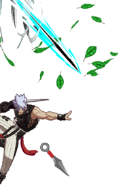 GGXRD Chipp WallCling2.png