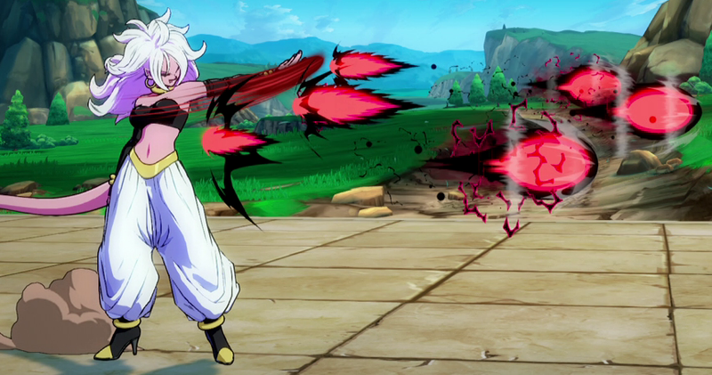 File:DBFZ Android21 5S.png