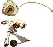 GGXRD-R JackO GhostThrow.png