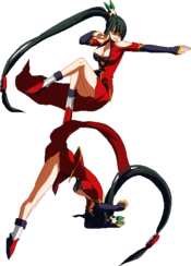 BBCS Litchi AThrow.png