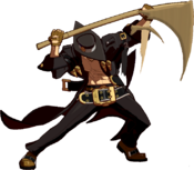 GGXRD Johnny 5D.png