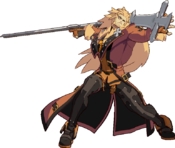 GGXRD Leo GroundThrow.png