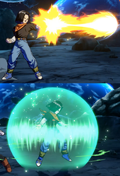 DBFZ Android18 SupportAttack4.png