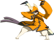 BBCF Jubei 6A Attack.png