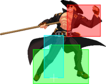 GGXXACPR Johnny-6P-Hitbox.png