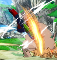 DBFZ Bardock RebellionSpear-AirM.png