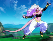 DBFZ Android21 AerialConnoisseurCut.png
