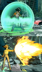 DBFZ Android17 ReverseGear.png