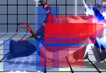 BBTag Ragna 5AA Hitbox.png