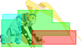 GGXXACPR Millia 2S-Hitbox.png