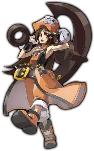 GGXRD-R May Portrait.png