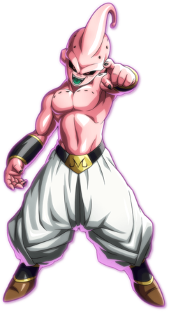 DBFZ Kid Buu Portrait.png