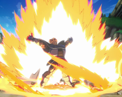 DBFZ Ginyu TogetherWeAre-Recoome2.png